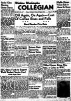 Western Washington Collegian - 1950 January 20