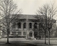 1939 Library: North Facade