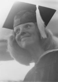 1979 Commencement: Evie Chmura