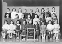 1964 Fourth Grade with Charles Miller