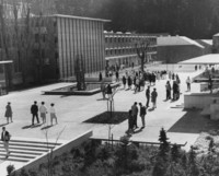 1962 Library: South Facade