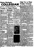 Western Washington Collegian - 1953 November 13