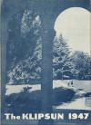 Klipsun Yearbook