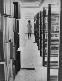 1972 Library: Stacks