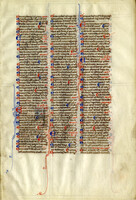 French Bible 13th Century [item 3144]