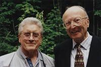 1995 Alumni Reunion: Wally Keehr and James O'Brien