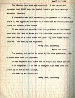 AS Board Minutes 1944-04