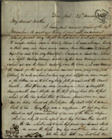 1866-01-23 Letter from M.L. Stangroom to his mother