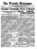 Weekly Messenger - 1920 January 16