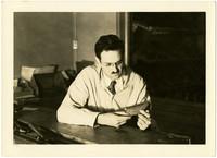 Professor Ruckmick, 1930