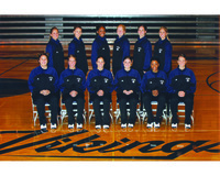 2003 Basketball Team