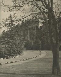 1945 Edens Hall: Exterior