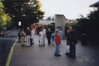 2007 Reunion--Waiting for the Shuttle
