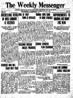 Weekly Messenger - 1921 May 6