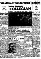 Western Washington Collegian - 1955 February 4
