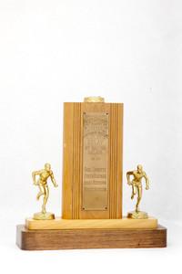 Track and Field (Men's) Trophy: Peter G Schmidt Trophy Winner, Distance Medley Relay, St. Martin's Relays, 1950