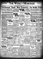 Weekly Messenger - 1927 May 20