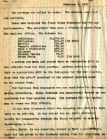 AS Board Minutes 1946-02