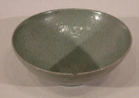 Bowl with molded decoration