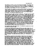 AS Board Minutes 1957-01-23