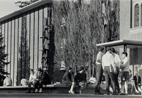 1968 Library: South Facade