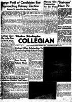 Western Washington Collegian - 1950 February 10