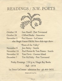 Readings / N.W. Poets