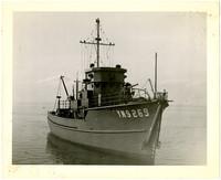 """Naval vessel """"YMS269"""""""