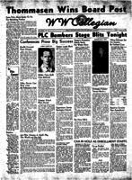 WWCollegian - 1941 February 21