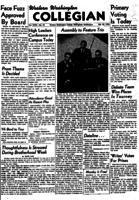 Western Washington Collegian - 1953 February 20