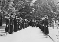 1954 Commencement