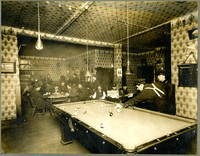 Unidentified pool hall
