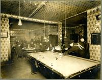 Unidentified pool hall