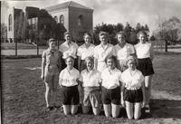 1936 Speedball Players