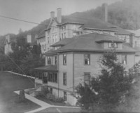 1920 Edens Hall and Main Building
