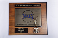 Golf (Men's) Plaque: NAIA Pacific Northwest Athletic Conference Champions, 1998