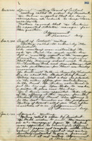 AS Board Minutes - 1923 January