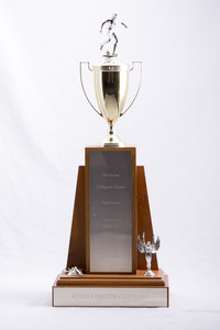 Soccer (Women's) Trophy: Northwest Collegiate Soccer Conference Champion, 1976
