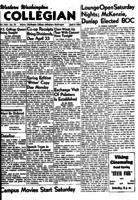 Western Washington Collegian - 1954 April 9