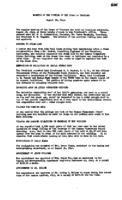 WWU Board minutes 1943 August
