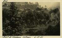 Lower Baker River dam construction 1925-06-21 Supt & Foremans Cottages