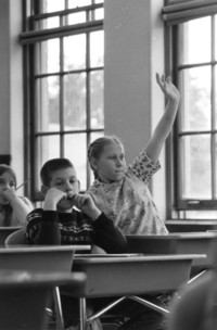 1967 Fourth Grade Classroom