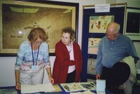 2007 Reunion--Marita (Longstreth) Lingenbrink, Adell (Ross) Barton Bloom in Special Collections