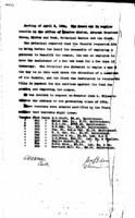 WWU Board minutes 1904 April
