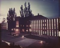 1962 Library at Night