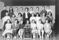 1964 Fifth Grade with Linnea Lilja