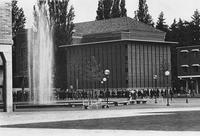 1969 Commencement Procession
