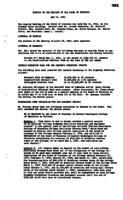 WWU Board minutes 1961 May
