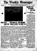 Weekly Messenger - 1922 August 4