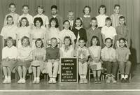 1962 Sixth Grade Class with Harold Winslow
